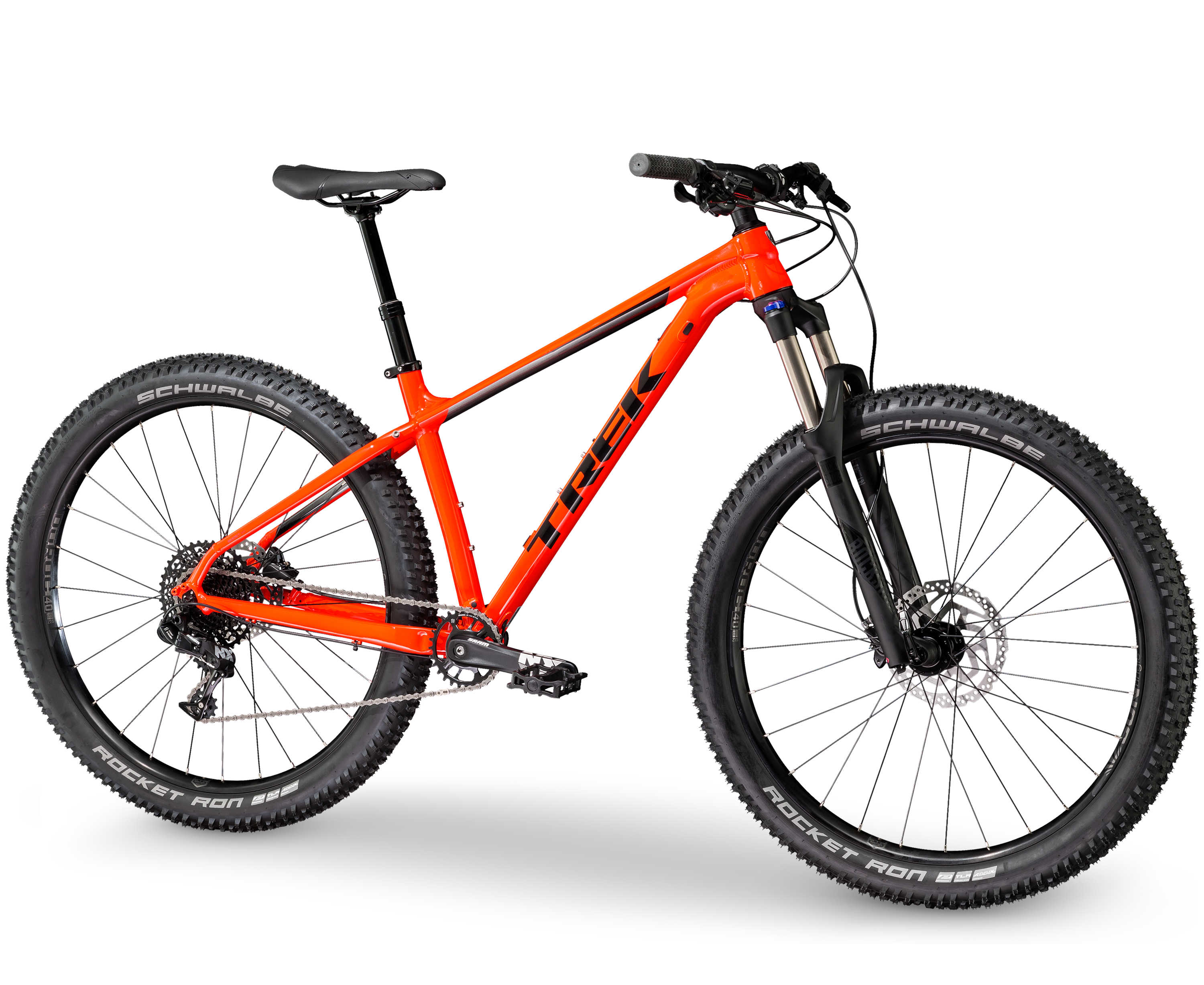 Trek Releases Its First Hardtail 27 5 Trail Bike The Roscoe