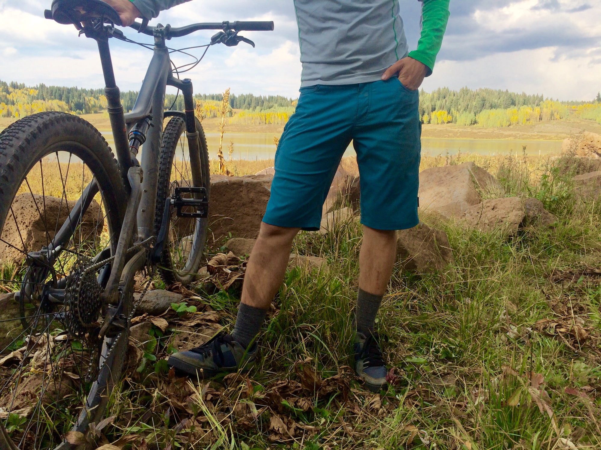 Club Ride Mountain Surf Short Review