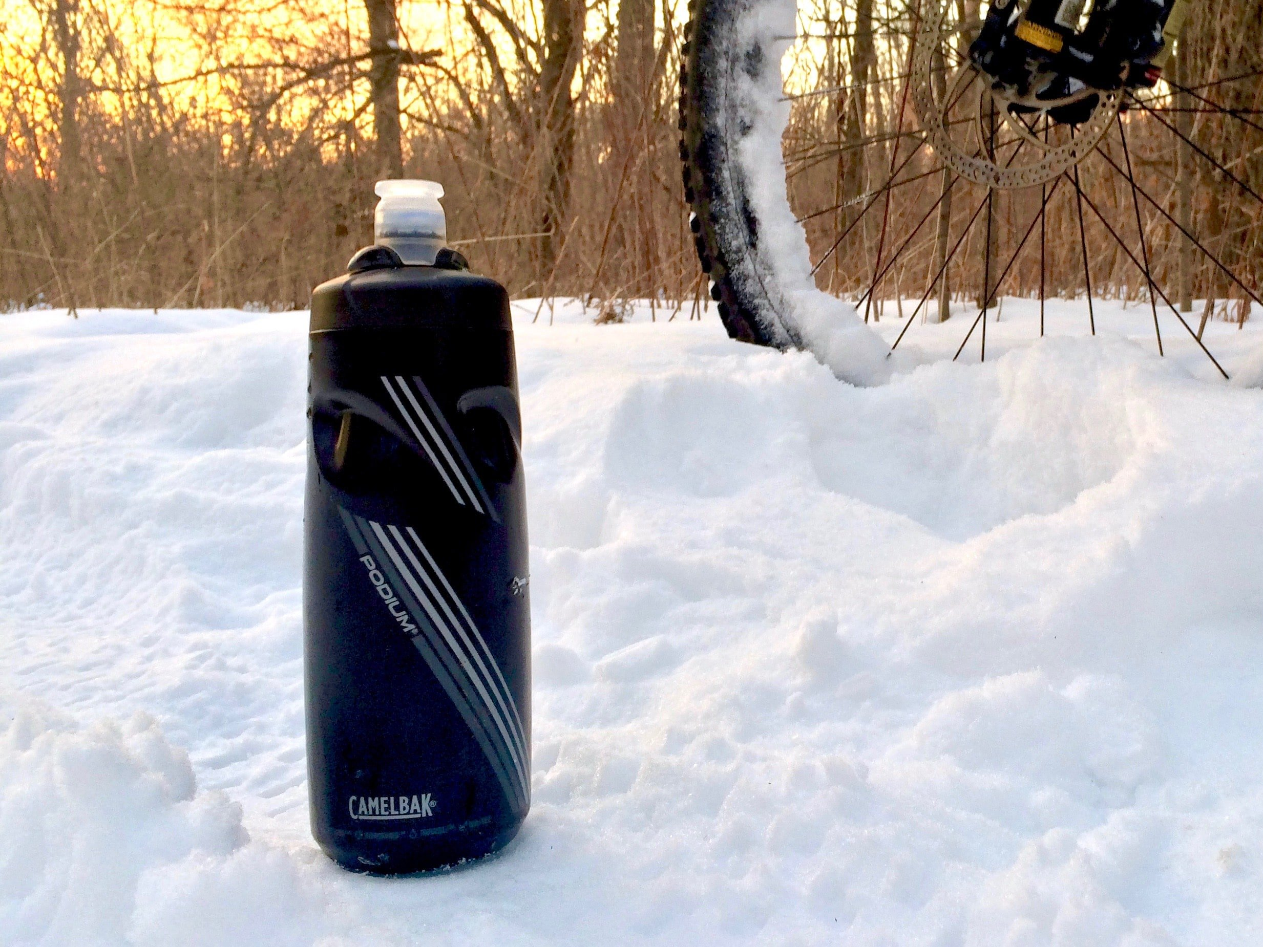 b38f132bcd Camelbak Podium VS a Regular Water Bottle - Everyday MTB