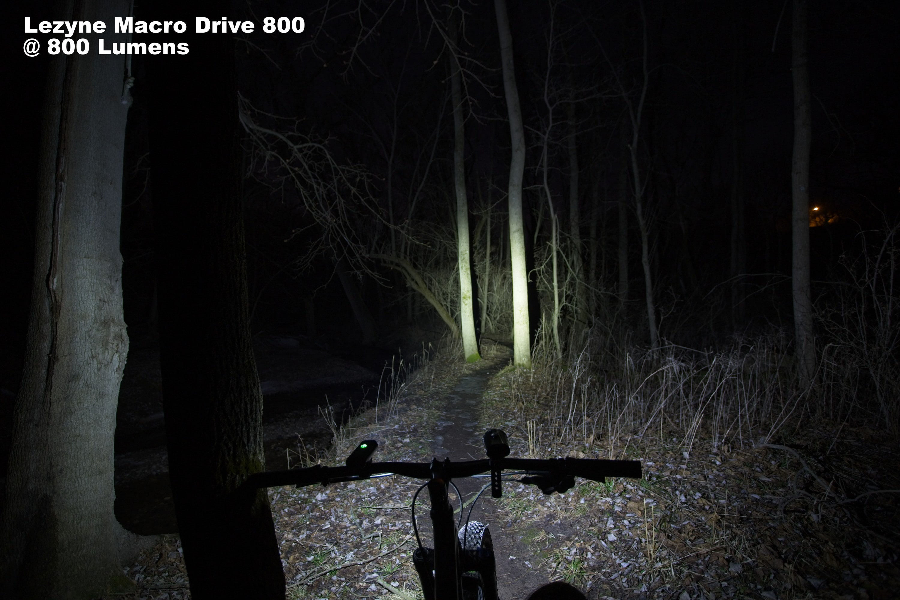 Lezyne at 800 Lumens