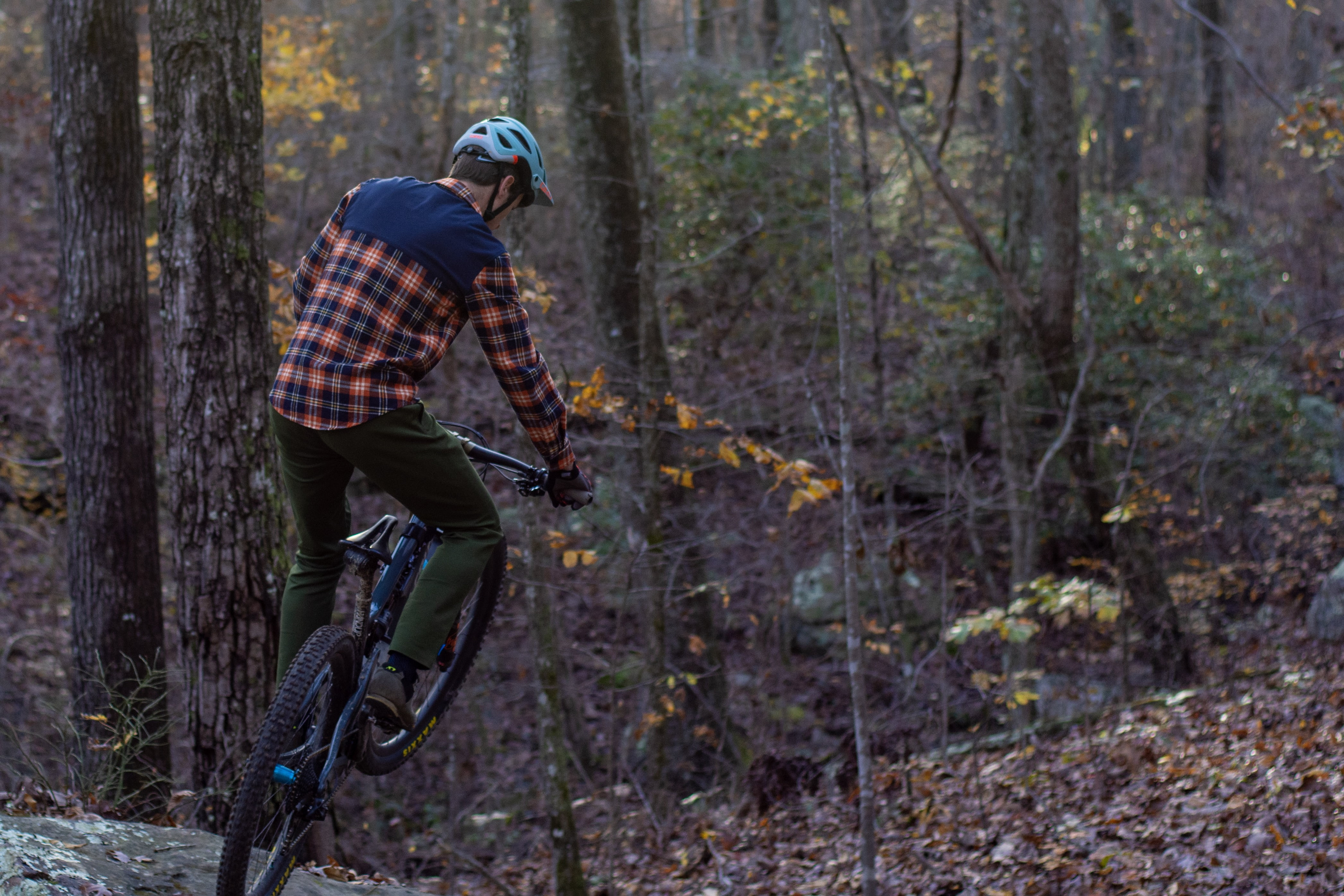 Handup Adds No-nonsense Riding Flannels and Pants