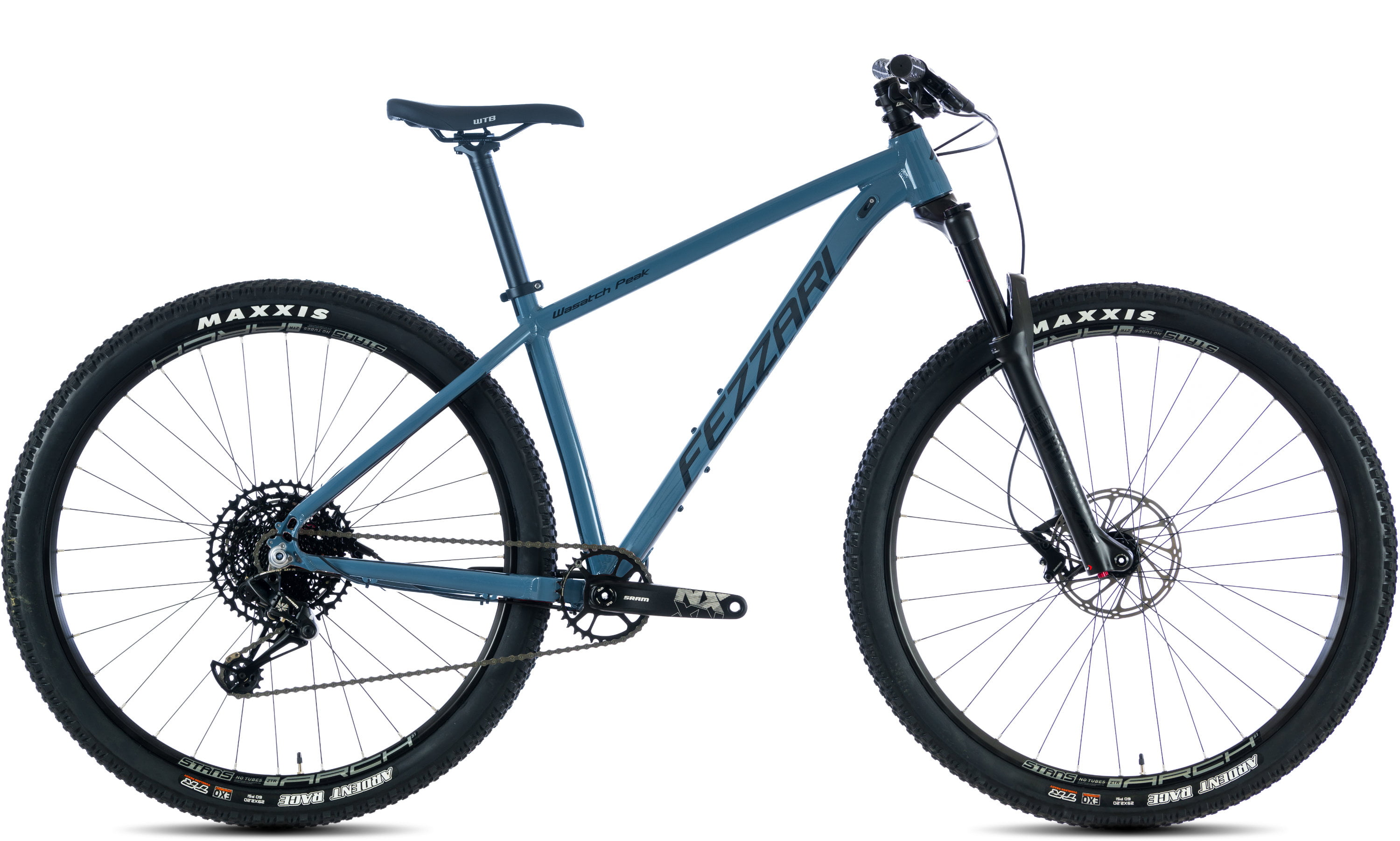 New Fezzari Wasatch Peak XC Hardtail for 2019 - Everyday MTB