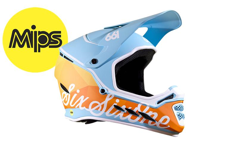 SIXSIXONE Adds MIPS to its Affordable Full Face Helmet