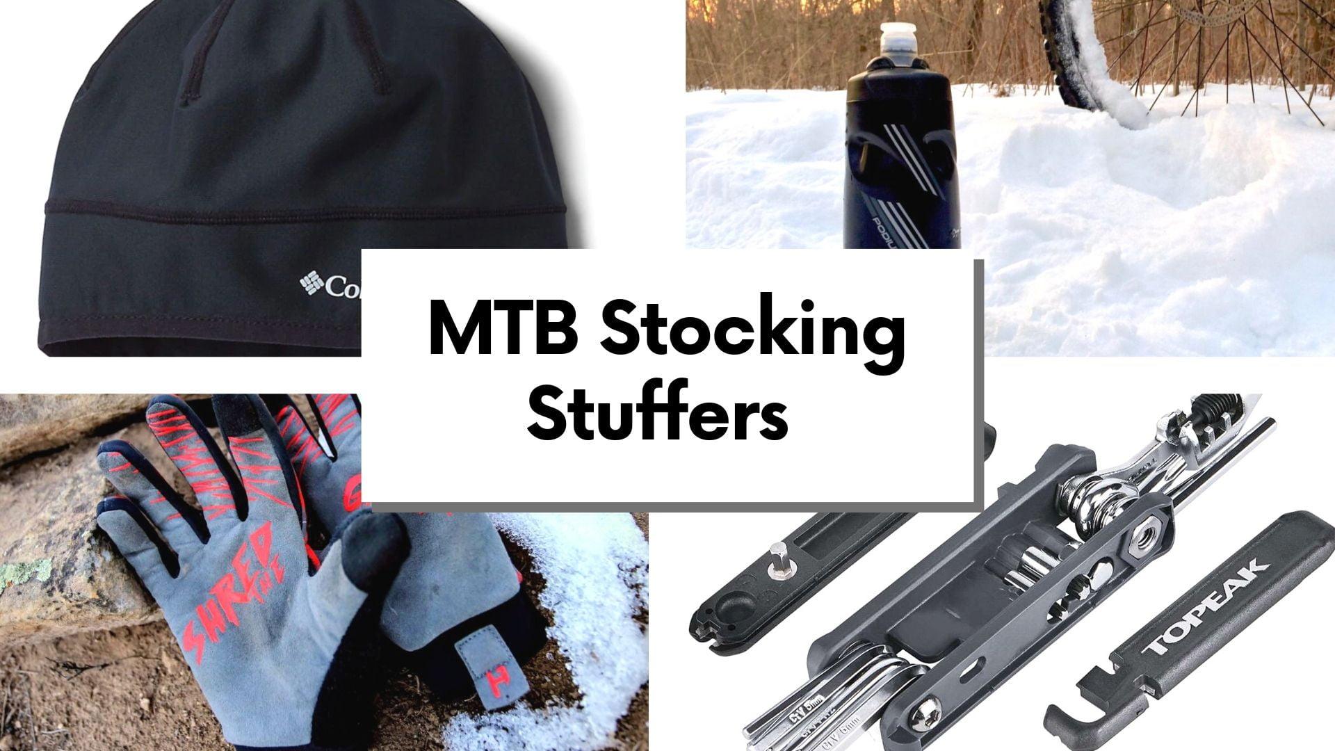 5 Mountain Bike Stocking Stuffers