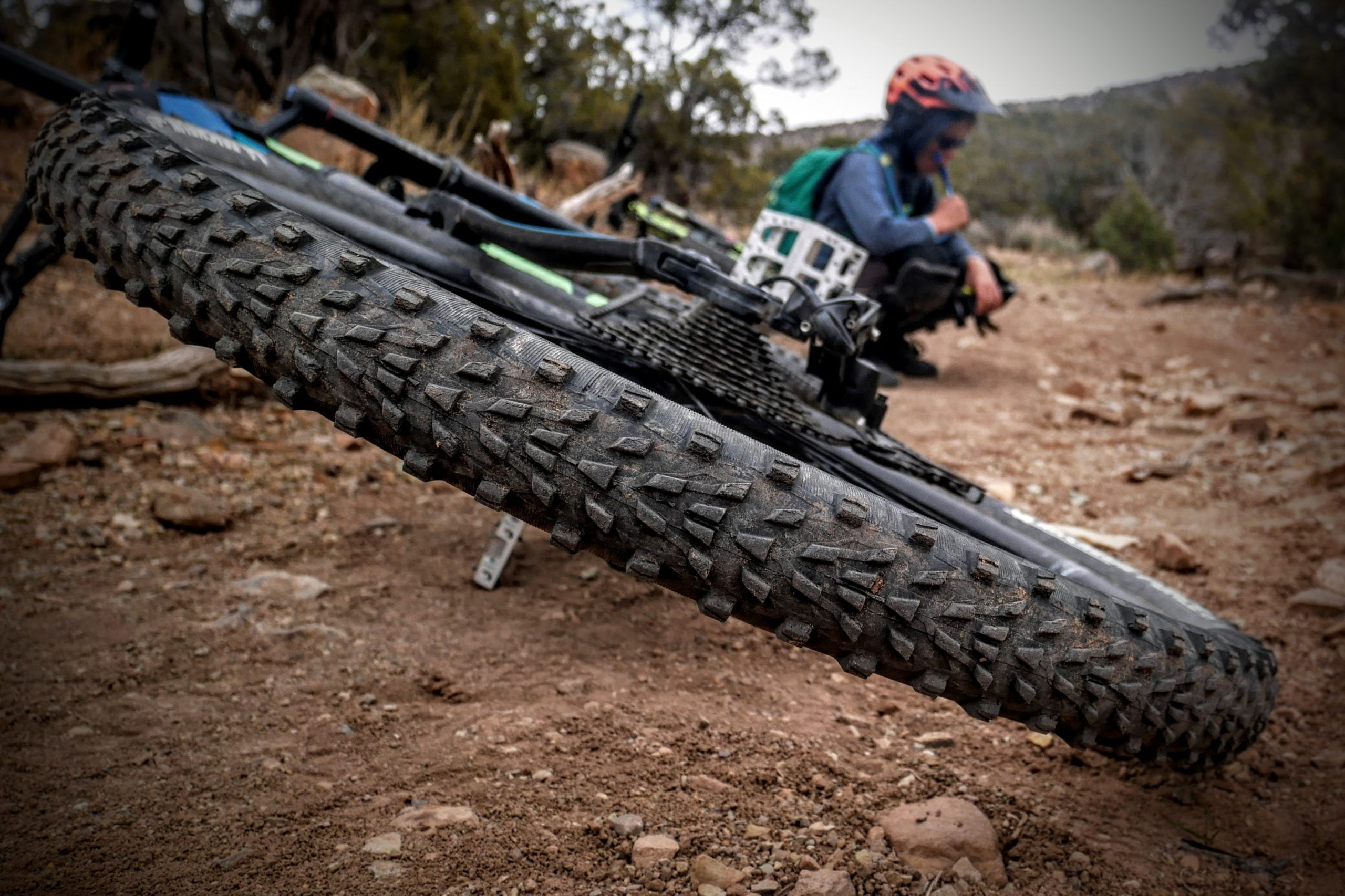 Michelin Force AM 2.35 Tire Review